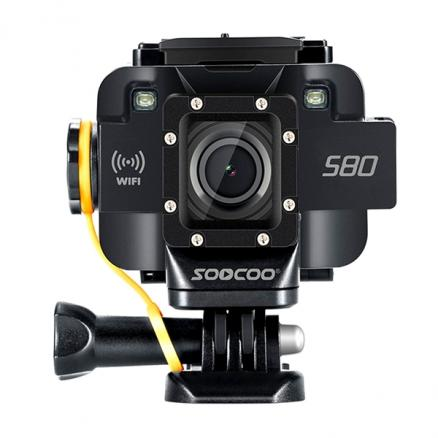 SOOCOO S80 1.5'' 1080P Action Camera Waterproof Build-in WIFI Sports Cam DV (E-542823)