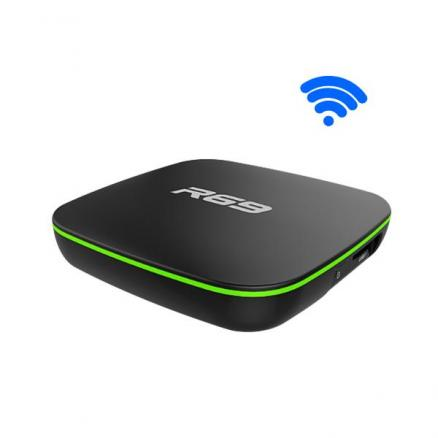 Android 4.4 Smart Tv box R69 Android TV Box allwinner H2 Quad-Core (EDT-555184)