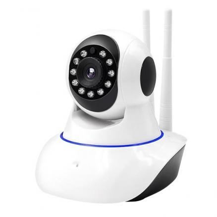 V380 Wi-Fi 720P IP Security P2P Camera w Night Vision Two Way (E-529436)