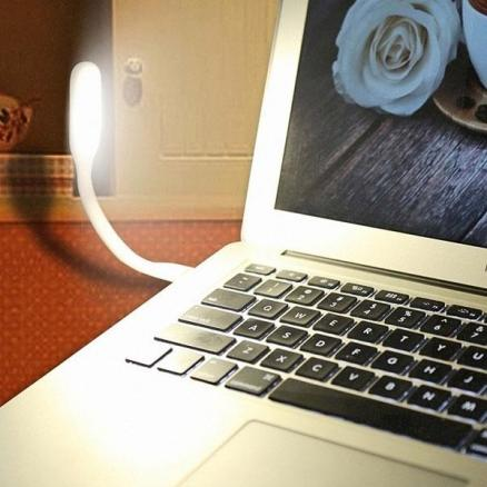 5V 1.2W Portable USB LED Light Bendable Mini Lamp (RTH-431354)