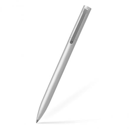 Upgrade Metal Version XIAOMI MIJIA Sign Pen Roller Pen 0.5mm Silver (E-529521)
