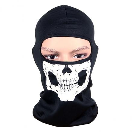 Ghost Mask Skull Mask Half Face for Motorcycle Cycling Bike Hiking (SBK-525190)