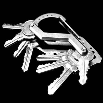 7 in 1 Multifunctional Key Holder EDC Tools (STH-524885)