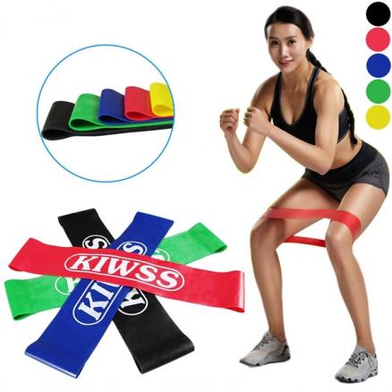 Natural Latex Loop Pull Up Physio Resistance Bands Tension Elastic (STH-521554)