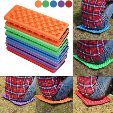 Foldable Folding Outdoor Camping Mat EVA Seat Waterproof Foam Pads Beach Pad (SCH-533482)