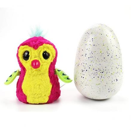Creative Glittering Garden Hatching Egg and Interactive Sparkly Penguala (TDS-538941)