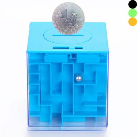 Maze Puzzle Money Saving Box for Kids (TDS-557118)
