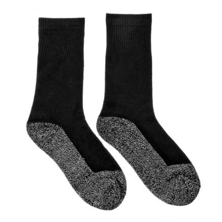 Women Man 35 Degrees Aluminized Fiber Socks Keep Your Feet Warm and Dry (DTH-542924)