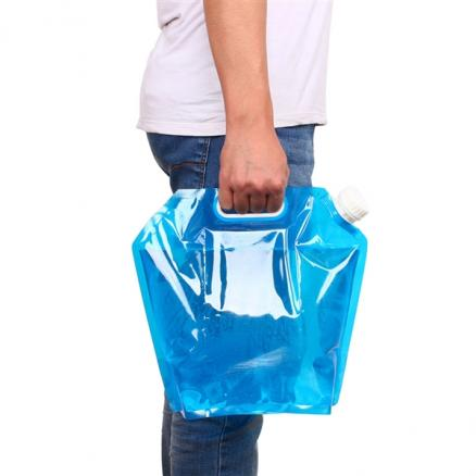 5L/10L Outdoor Foldable Drinking Water Bag Car Water Carrier Container (SCH-533499)