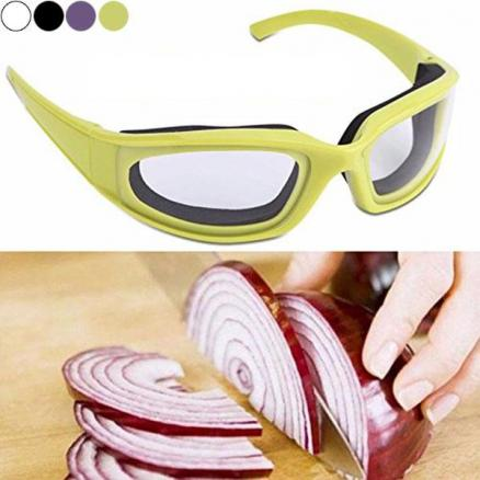 1/2/4 pcs Onion Goggles Cutting Onion Glasses Eye Protective Anti-Spicy No Tears (DGS-533174)