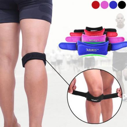 1/2 pcs Knee Support Strap for Pain Relief Knee Brace (S-546996)