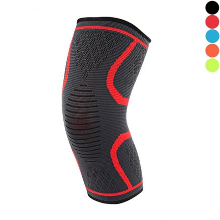 Athletics Knee Compression Sleeve Support f Running Jogging Sports -Single Wrap (SGD-544147)