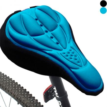 Outdoor Cycling 3D Bicycle Saddle Cover Bike Soft Pad Air permeability (SBK-524902)