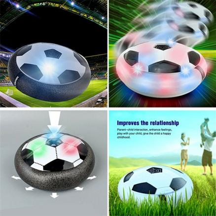 Indoor Suspended Soccer with Colorful Light Air Power Indoor Football (TDS-529778)