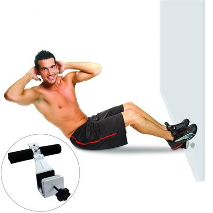 Adjustale Doorway Sit-Up Bar - Great for At-home Sit-ups Exercises (STH-533264)