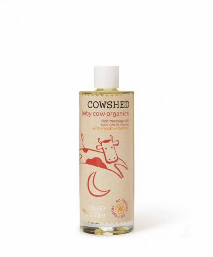 Детское масло для масажа Cowshed's Cow