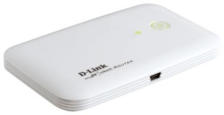 Маршрутизатор D-Link dir-457u Pocket 3.5g modem/wireless router