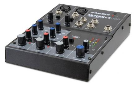MultiMix 4USB