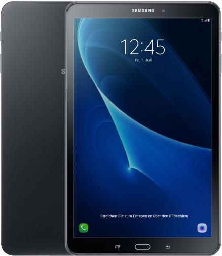 Планшет Samsung (Galaxy Tab A 10.1 SM-T585 16GB Black)