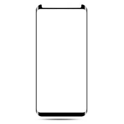 3D Case Friendly Tempered Glass Screen Protector for Samsung Galaxy S9 Plus