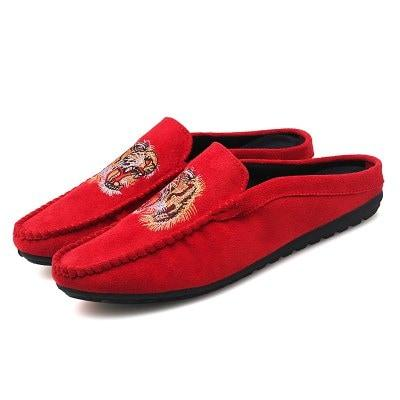 Men Summer Fashion Slip-On Slippers