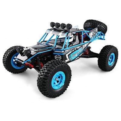 Радиоуравляемый грузовик JJRC Q39 HIGHLANDER 1:12 4WD - RTR (Truggie,Buggy,Truggy,RC Car,RC Vehicle)