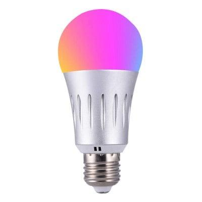 LED RGBW Wireless WiFi Remote Control Smart Bulb