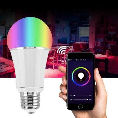EQ01 Wireles WiFi Remote Control Smart Bulb
