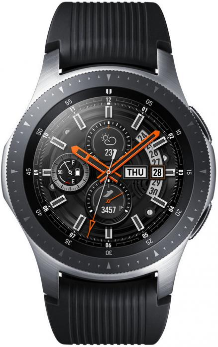 Samsung Galaxy Watch 46мм (серебристый)