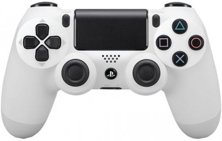 PlayStation DUALSHOCK 4 (белый)