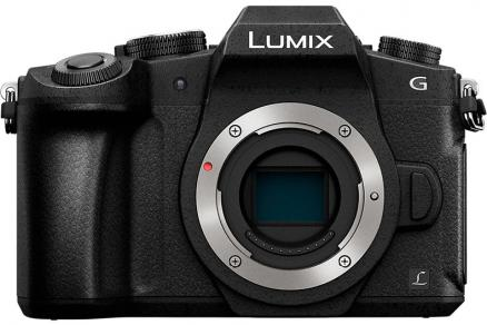 Panasonic Lumix DMC-G80 Body (черный)