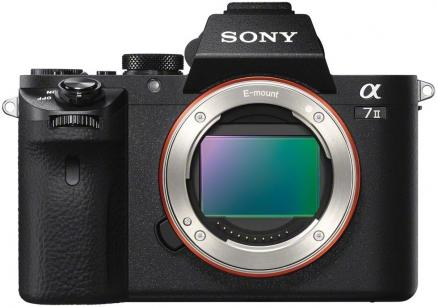 Sony Alpha A7 II Body (черный)