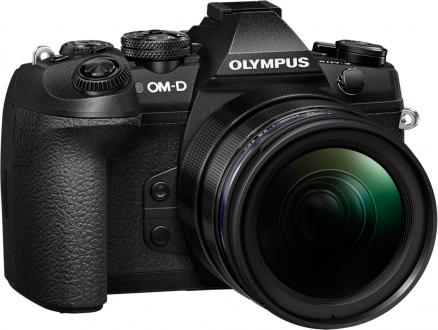Olympus OM-D E-M1 Mark II Kit 12-40mm (черный)
