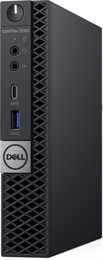 Dell Optiplex 5060-7670 Micro (черный)
