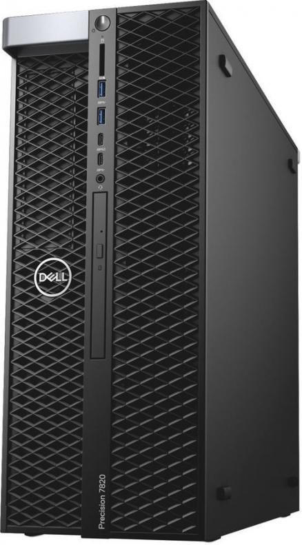 Dell Precision T7820-2769 MT (черный)