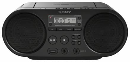 Sony ZS-PS50 (черный)