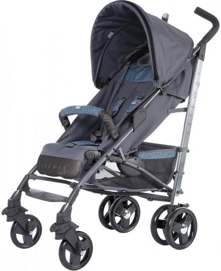 Chicco Lite Way 3 Top Spectrum (синий)