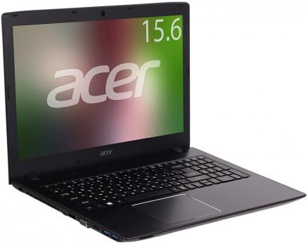"Acer TravelMate TMP259-MG-39NS (черный) (TravelMate TMP259-MG-39NS (Intel Core i3 6006U 2000 Mhz/15.6""/1366x768/4096Mb/500Gb HDD/DVD нет/NVIDIA GeForce 940MX/WIFI/Windows 10))"