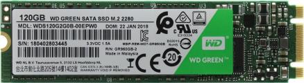 WD Green 120Gb 3D NAND