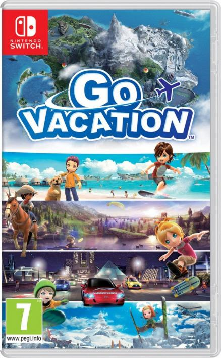 Nintendo NSW Go Vacation