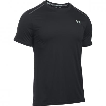 Мужская футболка Under Armour CoolSwitch UPF 30 Run SS 1296781-001