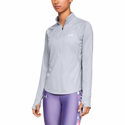 Женский лонгслив Under Armour Speed Stride Run Half Zip LS 1326465-011