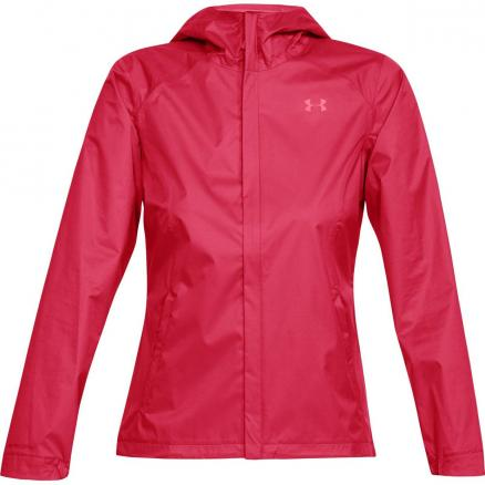 Женская куртка Under Armour Overlook Wind 10K Hike Full Zip Hooded 1309335-681