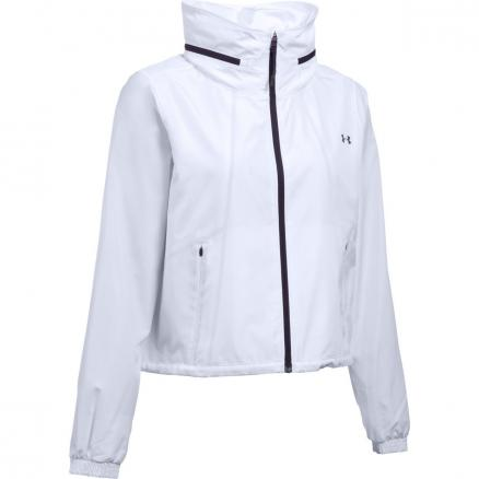 Женская ветровка Under Armour Accelerate Packable Full Zip Hooded 1290889-100