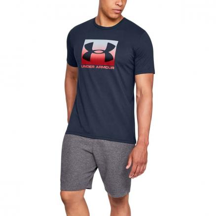 Мужская футболка Under Armour Boxed Sportstyle Graphic Charged Cotton ® SS 1329581-408