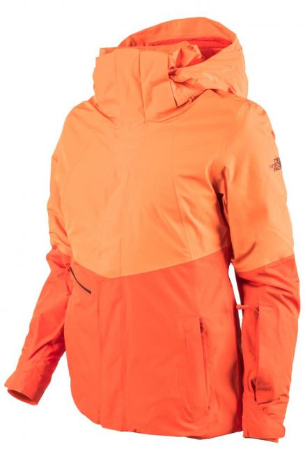 Женская куртка The North Face Garner Trciclimate Padded Hooded Full Zip T9333KWMQ