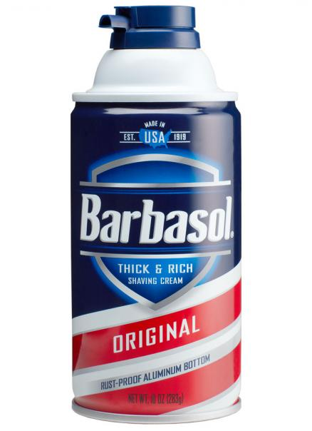 Крем-пена для бритья BARBASOL (Original Shaving Cream 283g)