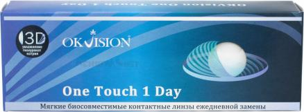 One Touch 1 Day 30 линз 30 линз