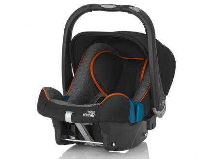 Автокресло Britax Romer, Baby-Safe plus SHR II, Highline Black Marble