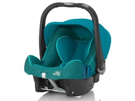 Автокресло Britax Romer, Baby-Safe plus SHR II, Highline Green Marble